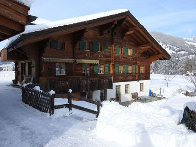 Photo for Apartment Spiher in Gstaad - 4 persons, 2 bedrooms