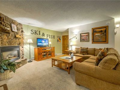 Photo for Spacious Summer Condo, Great Steamboat Location.