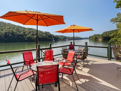 Photo for Casa Largo Lake House - Mr Lake Lure Vacation Rentals