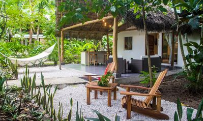 Photo for Family Bungalow At Banana Beach. Private Bedroom, A/C, Wifi, Kitchenette
