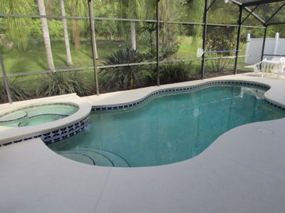 Photo for Pool Home with Spa, Closest to Disney