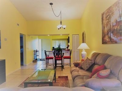 Lovely condo with all amenities you can ask for, golf view,  pool