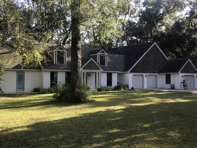 Photo for Large Amelia Island Vacation Home-Short Distance From Beach/Downtown Fernandina