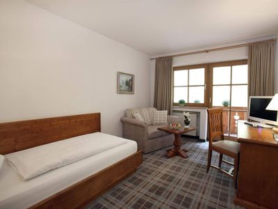 Photo for Single room Comfort - Hotel Blaue Gams