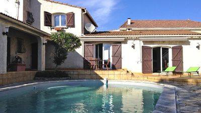 Photo for Charming villa in the Petite Camargue