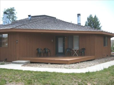Photo for Affordable One bedroom Condo/Cottage in Grand Lake! Pool*hot tub*fitness & more!