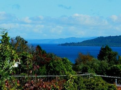 Photo for lovely home with views of the lake