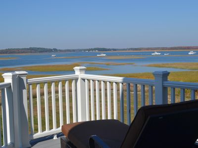 Photo for Newly built 5 bedrooms with great water/marsh views