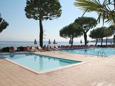 Photo for Apartment Le Corti del Lago  in Padenghe del Garda (BS), Lake Garda/ Lago di Garda - 6 persons, 2 bedrooms