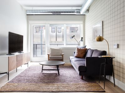 Photo for Sonder | The Bel | Ideal 1BR + Rooftop