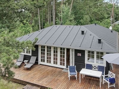 Photo for Comfortable Holiday Home in Nexo Denmark with Spa