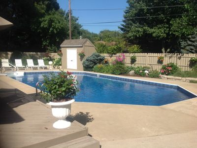 Photo for Newly Listed Home with Private Heated Pool and Lake Access!