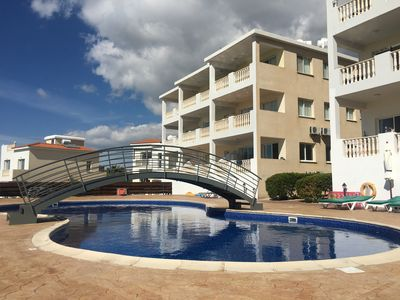 Photo for 2BR Apartment Vacation Rental in Tala, Paphos