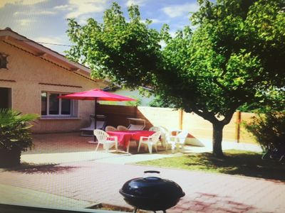 Photo for Villa *** 6/8 persons + garden with trees - 200 m beach - Pyla sur Mer