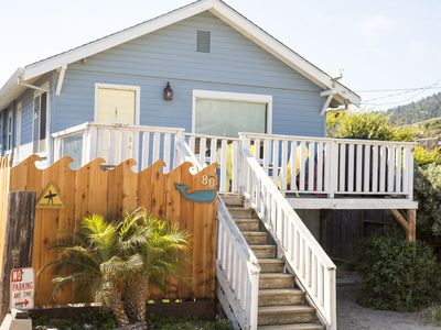 Photo for Cute Cottage.  3rd House from the Beach