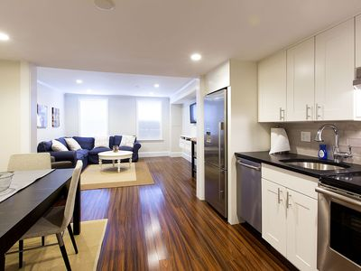 Photo for Beacon Hill Boston Furnished Apartment Rental 94 Charles Street Unit 1