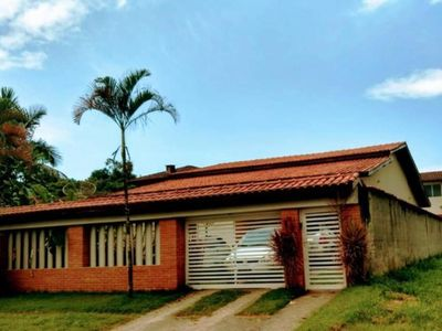 Photo for Rent house with pool for the season at Praia do Maitinga in Bertioga