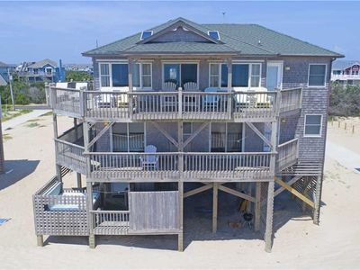 Oceanfront Dream Come True in Avon w/ Cmty Pool, Hot Tub, Netflix, Stunning View