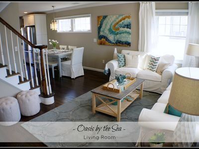 Photo for Summer in Style | Ocean Views | 120 Steps to the Beach