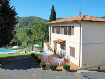 Photo for 2 bedroom Apartment, sleeps 5 in Acquabona with Air Con and WiFi