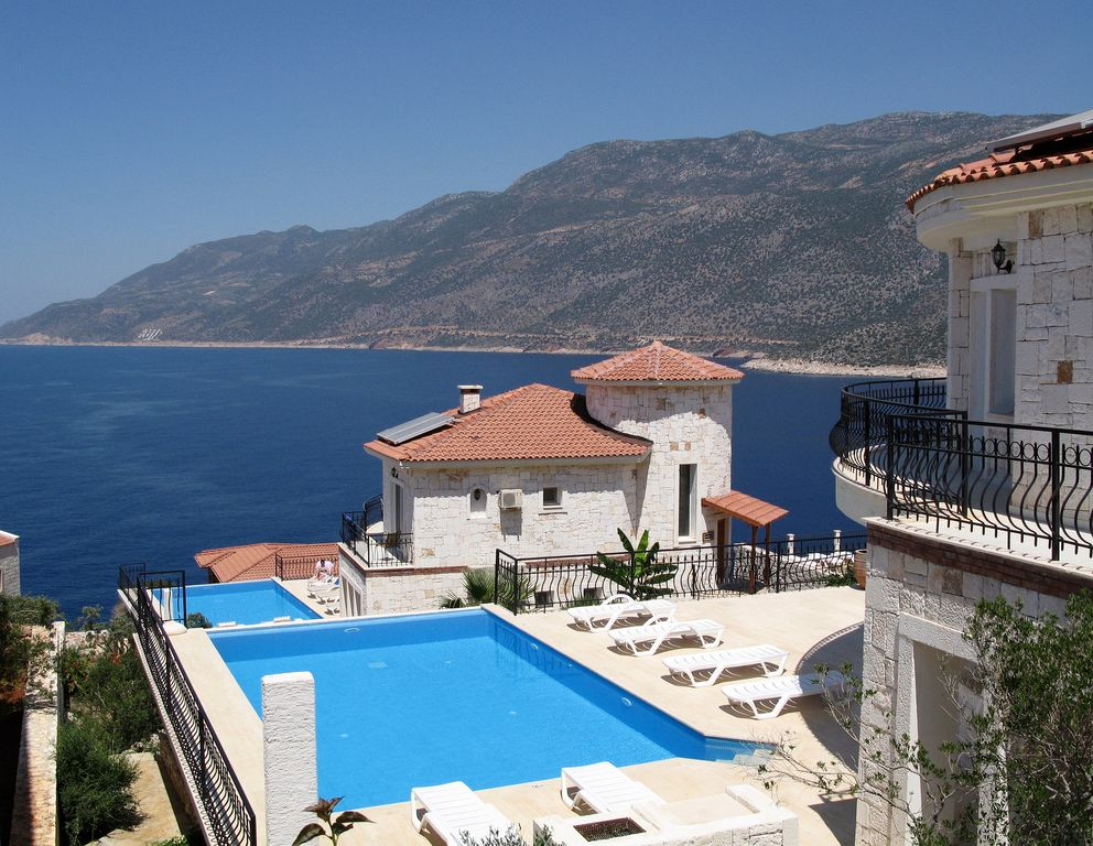 Villas Each With Own Private Infinity Pool Homeaway