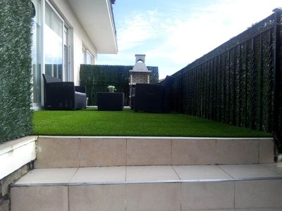 Photo for Charming south facing T3 with large terrace