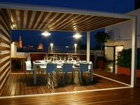 Great location with amazing deck