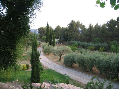 Photo for PROVENCE AUBAGNE 12 KMS FROM THE SEA GROUND FLOOR IN VILLA