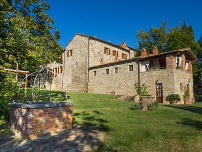 Photo for Casa di Cio Apartment, Sleeps 6 with Pool, Air Con and Free WiFi