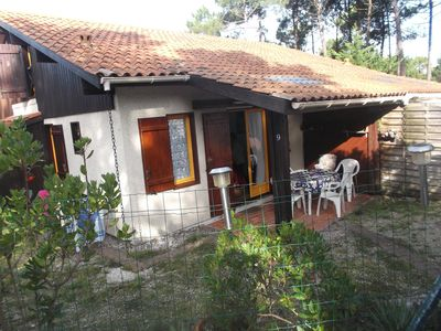 Photo for Lodge Vacation Rental in Lacanau, Nouvelle-Aquitaine