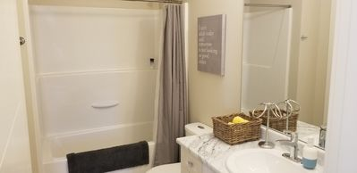 Photo for Quiet, well located family friendly suite atop Black Mountain