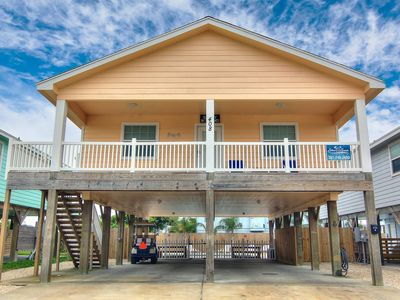 Photo for Sandy Bottoms: BRAND NEW LISTING! PRIVATE POOL! *FREE GOLF CART
