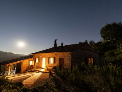 Photo for Tuscany / Marche , gorgeous farmhouse / artist house situated in pure nature