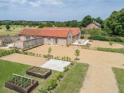 Photo for Stylish, sophisticated and spacious conversion of former stables