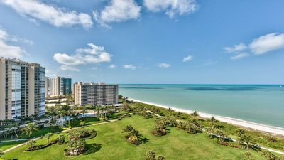 Photo for Great location & stunning views: Ocean Front Condo at Savoy in Park Shore!