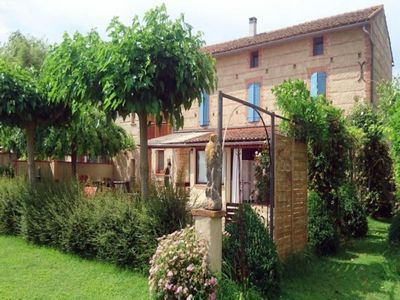 Photo for Gite Mazères, 4 bedrooms, 12 persons