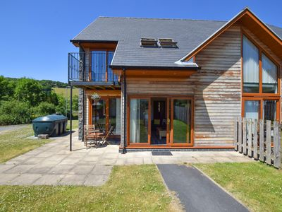 Photo for This perfectly located modern and spacious cottage has plenty of outside space, and a balcony from w