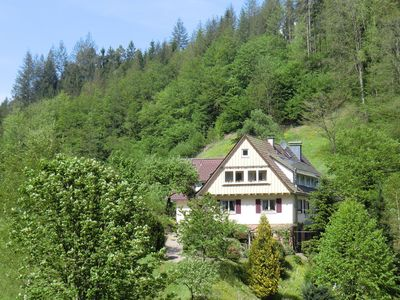 Photo for Apartment in a mansion in the Black Forest in a quiet and sunny location