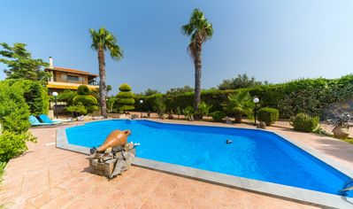 Photo for 3BR Villa Vacation Rental in Episkopi Heraklion Creta Greece