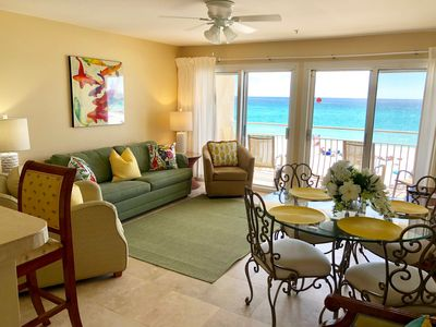 Direct Beach Front Condo Free Beach Chair Homeaway