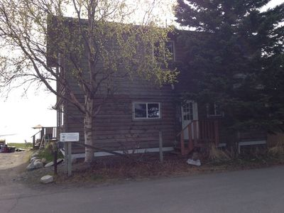 Photo for Old Town Kenai Bluff House, Breathtaking Views