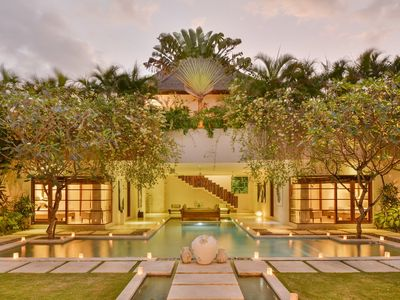 Photo for Boutique 6 Bedroom Luxury Villa1 Located in Eat St, Seminyak;