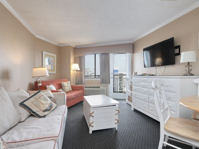 Photo for Come Discover this Newly Updated 1 BR Oceanview @ Bluewater Resort!