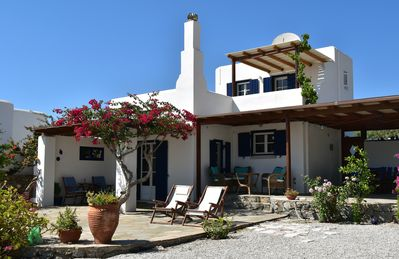 Photo for Family house near the beach, with three double bedrooms and two bathrooms