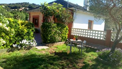 Photo for House with garden 20 minutes from the center of Barcelona
