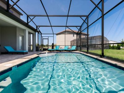 Photo for NEW! Lakeview Pool Home Balmoral Resort