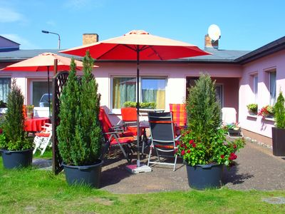 Photo for Apartment Heringsdorf, Baltic Sea, 71 sqm, family-friendly beach