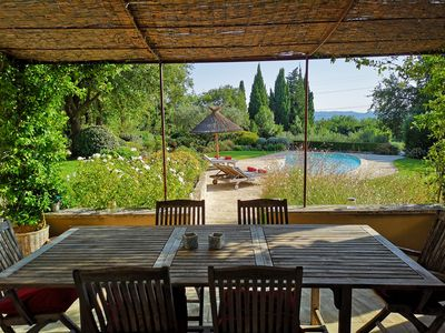 Photo for Beautiful MAS 5 minutes from the center of Saint Remy de Provence