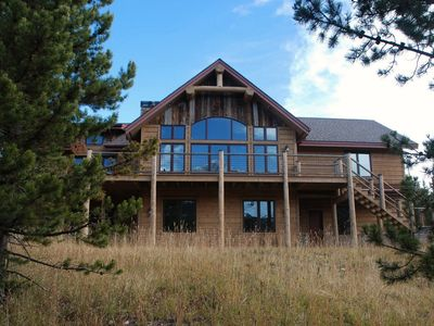 Photo for Two Bed Apt in Large Private Home - great base to explore Yellowstone area