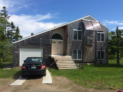 Photo for New House, Second Story View Of Water, Open Concept Living, Walk To Downtown